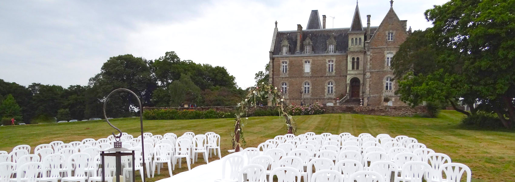 Wedding at the Castle, château du deffay